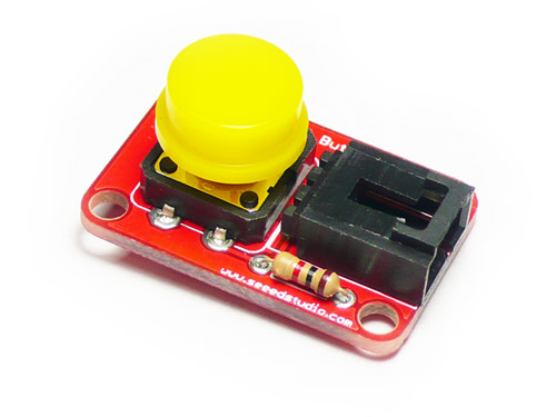 Electronic brick - Big button switch (digital)