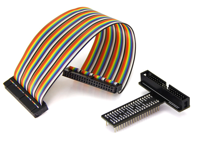 Breakout Kit for Raspberry Pi Model A+&B+&2