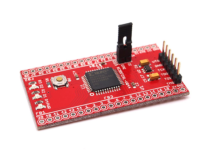 XC9572XL CPLD development board v1