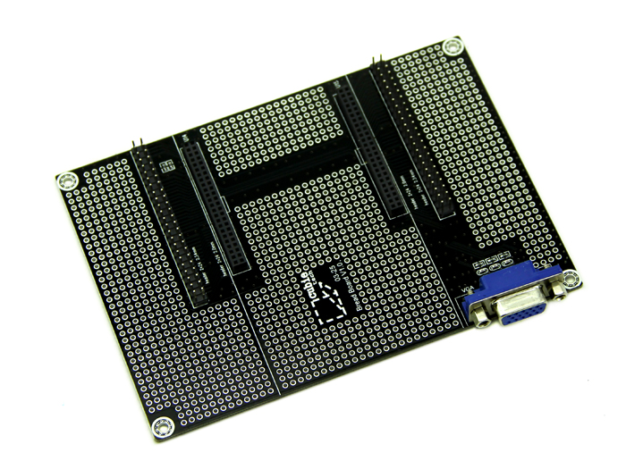Prototyping Board for Cubieboard A20