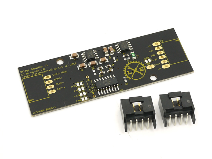 Integrated Signal Conditioner & Amplifier Kit v1