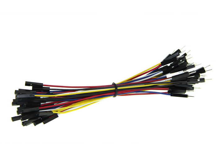 1 pin female male jumper wire 125mm 50pcs pack cables rh seeedstudio com NEC Main Bonding Jumper Grounding Jumpers