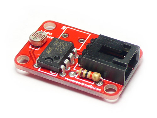 Electronic brick - light sensor(Analog)