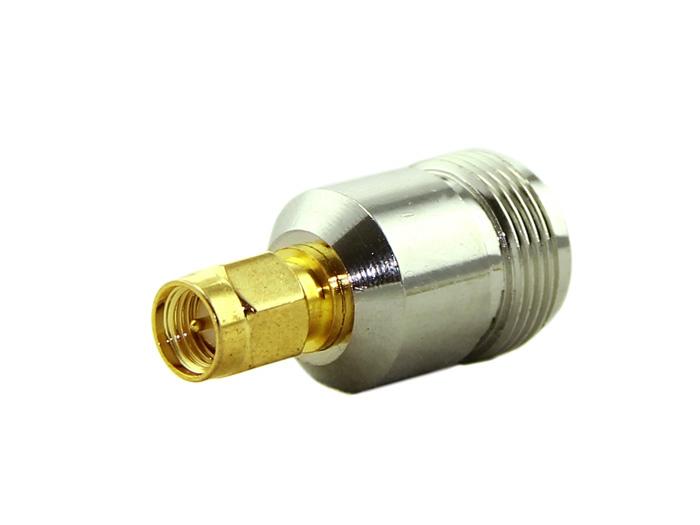 SMA-N adapter SMA Plug to N Jack straight