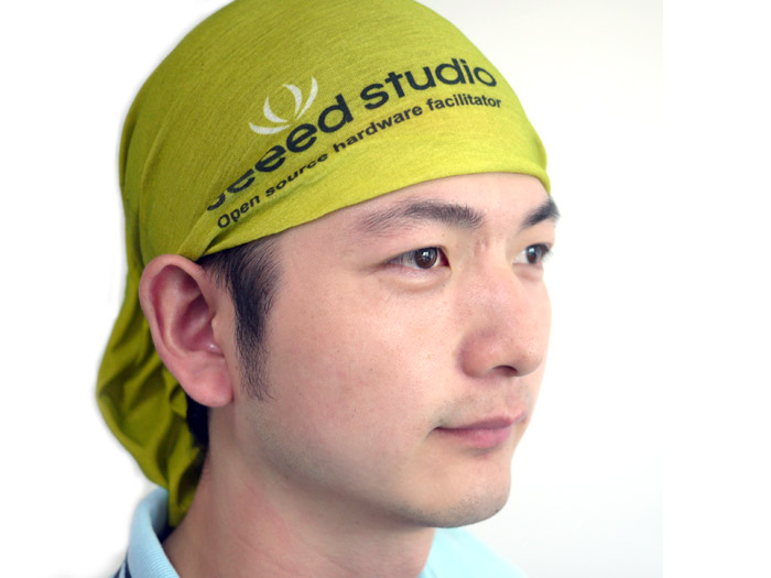 Seeed Multifunctional headwear scarf