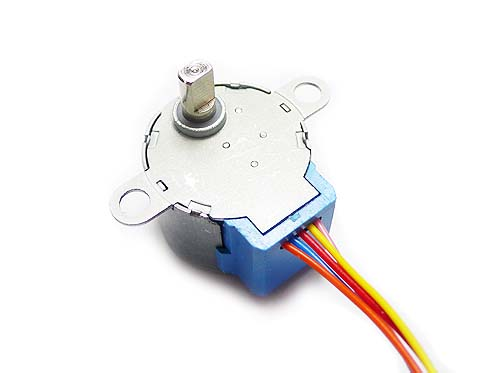 Gear Stepper Motor 12V