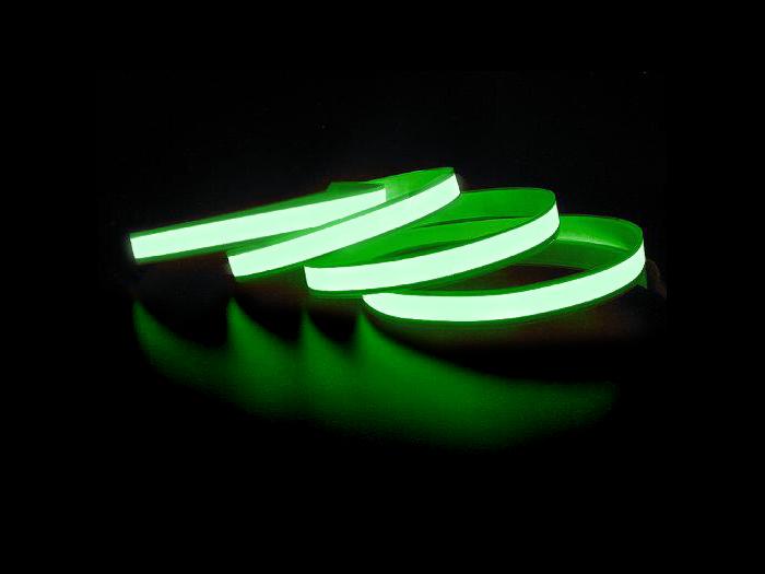 EL Tape - Green 1m