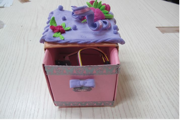Bright Jewelry Box