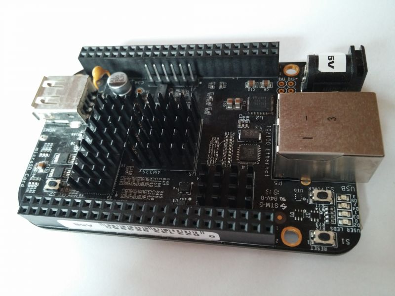Debian on BeagleBone Black
