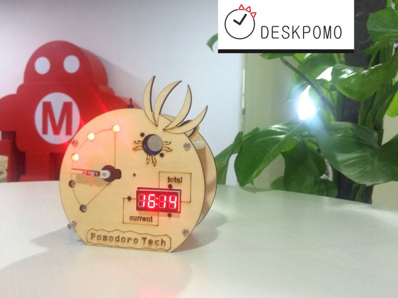 DeskPomo
