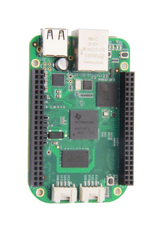 Intelligent alarm system made with BBG ( IoT)