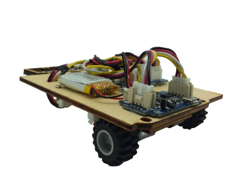 Make a mini toy car with Arduino