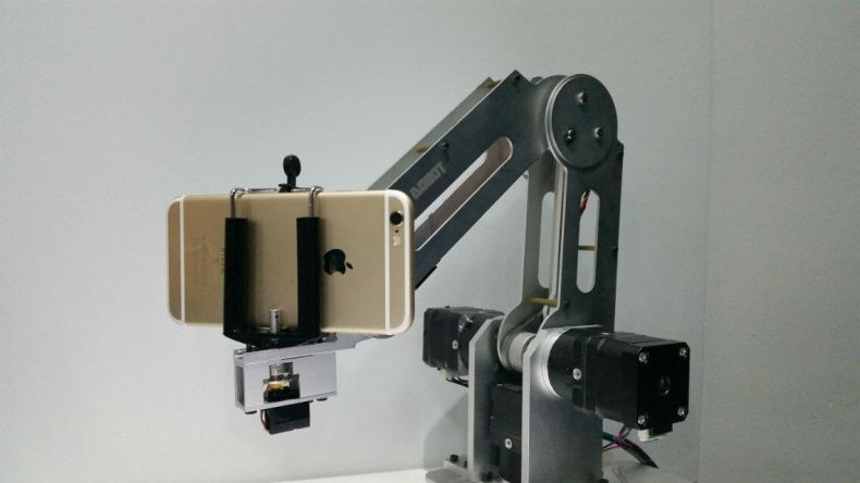 Make a Robotic arm 3D printer with Arduino- Seeed cc