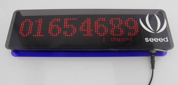 Pixel Shipped Counter