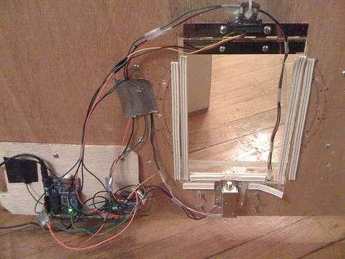 RFID cat door- Seeed cc