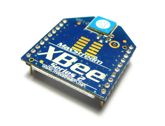 XBee® RF Modules ZNet 2.5 - 1 mW, Chip Antenna
