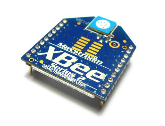 XBee® RF Modules ZNet 2.5  - 1 mW, Chip Antenna