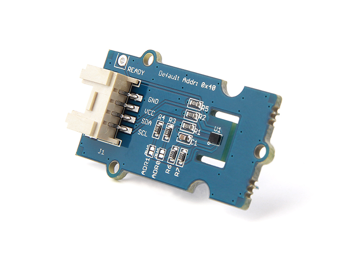 Grove Temperature Amp Humidity Sensor Hdc1000 Sensor