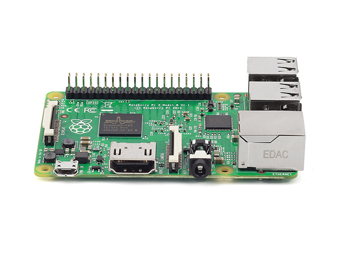 Raspberry Pi 2 Model B - RS Version