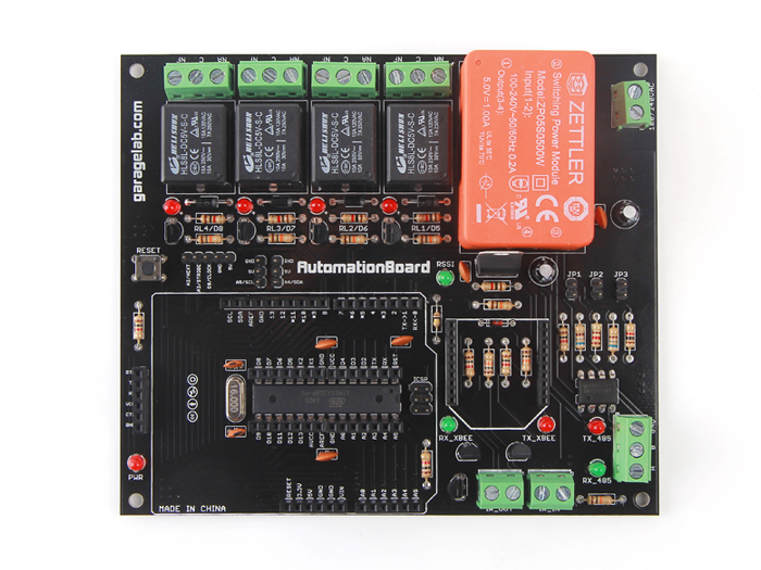 Automation Board