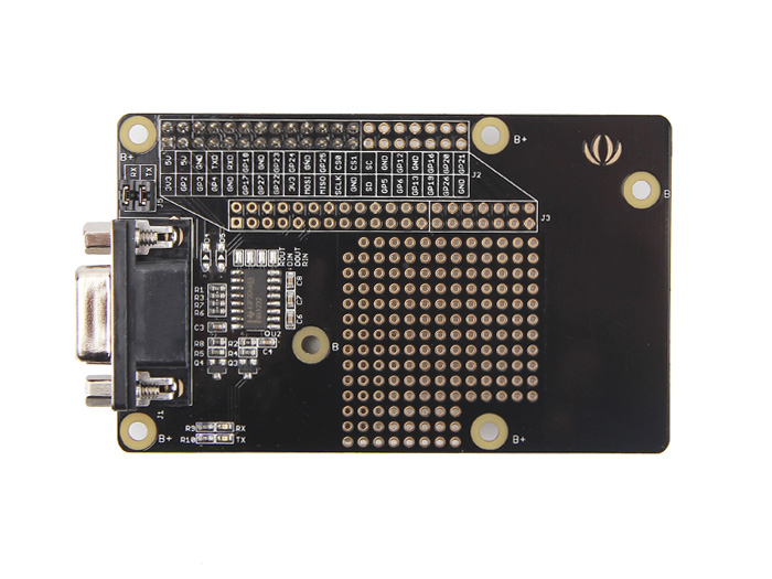 Raspberry Pi RS232 Board v1.0