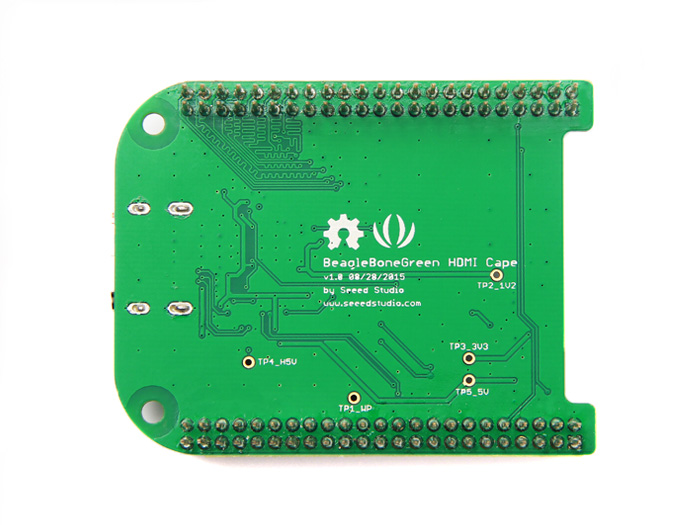 SeeedStudio BeagleBone Green HDMI Cape