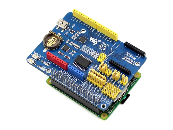 Arduino Adapter For Raspberry Pi