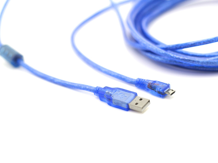 Micro USB Cable - 5m