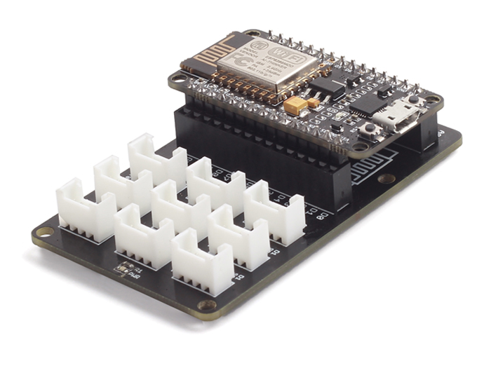 Grove Base Shield for NodeMCU