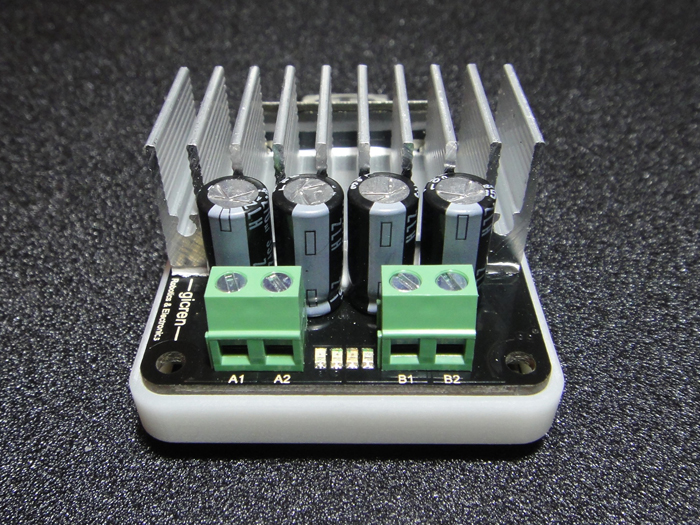 Booster-B24V2A5(Brushed DC Motor Controller&Dual H-bridge )