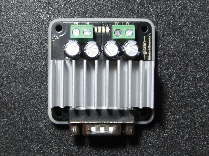 Booster B36v2a5 Brushed Dc Motor Controller Dual H Bridge