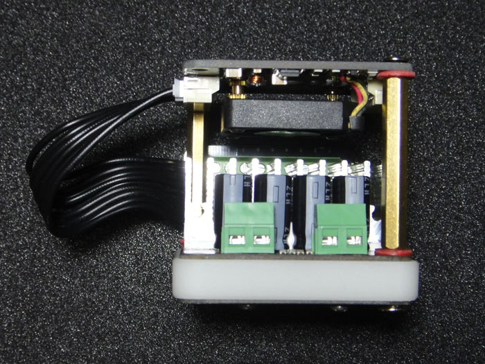 Booster-B36V2A5(Brushed DC Motor Controller&Dual H-bridge )