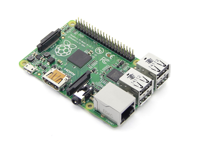 Quick Starter Kit with Raspberry Pi B&B+&A+