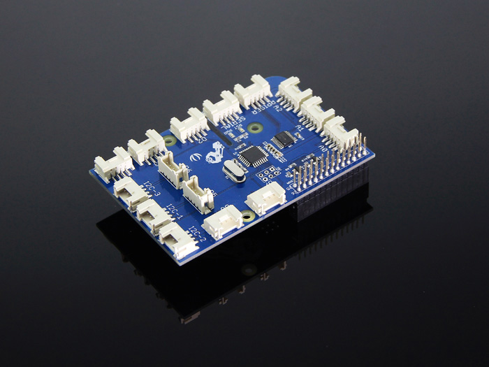 GrovePi+ Starter Kit for Raspberry Pi
