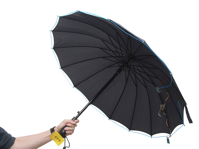 Rain Light Umbrella