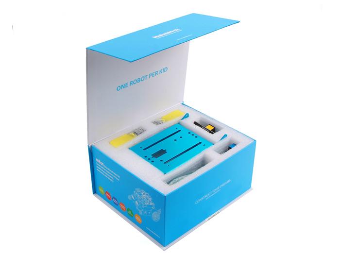 mBot-Blue(2 4G Version) - Robotics kits - Seeed Studio