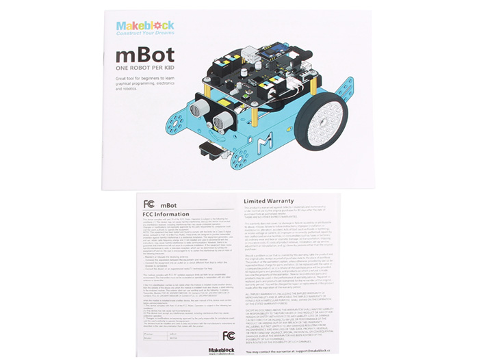 mBot-Blue(2.4G Version)