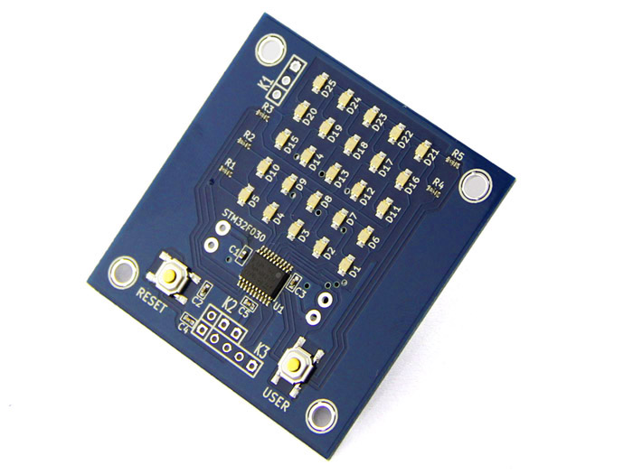 FSM-55 LED Matrix Display