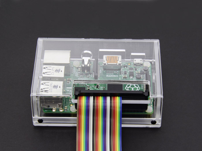 Raspberry Pi Model B+&2 Case