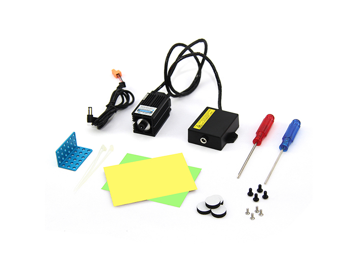 Laser Engraver Upgrade Pack for XY-Plotter Robot Kit V2.0