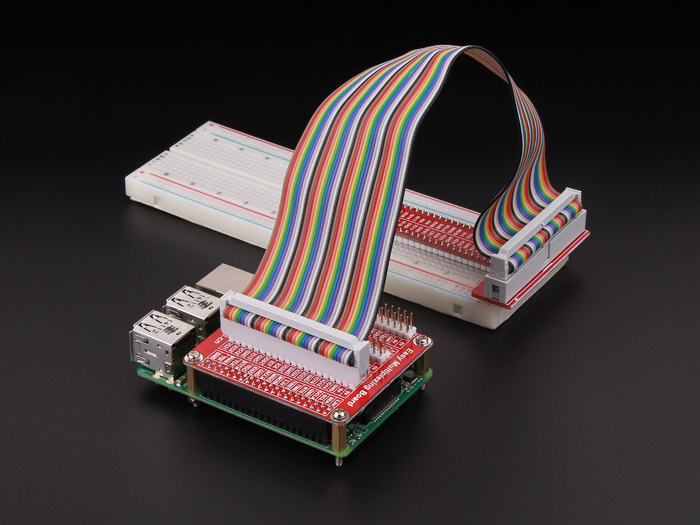 Raspberry PiGPIO Triple Expand Board