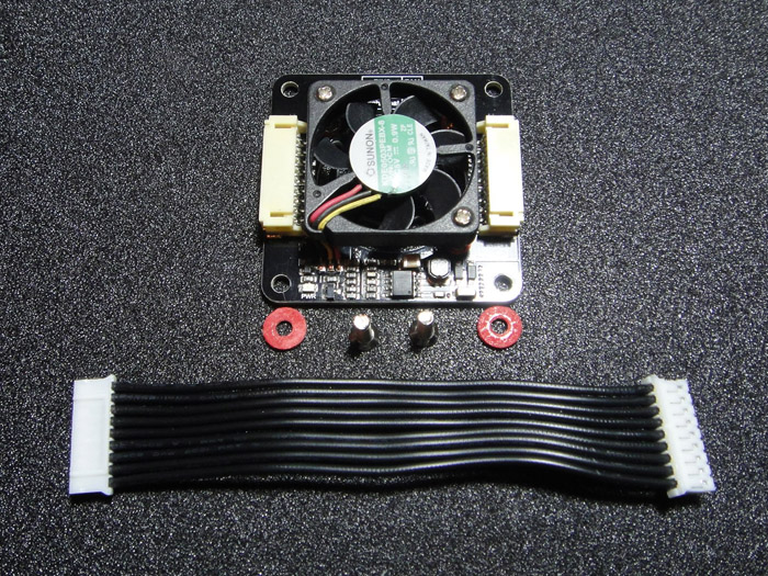 GDD-FAN1(Fan for Gicren high-power device)