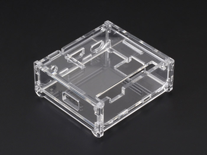 Raspberry Pi A+ Acrylic Enclosure - Clear