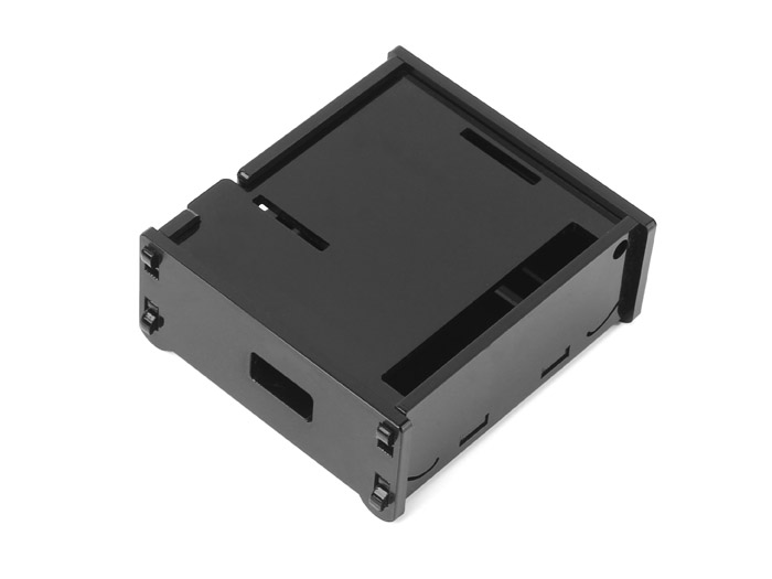Raspberry Pi A+ Acrylic Enclosure - Black