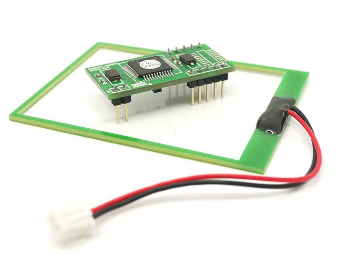 13.56Mhz RFID module - IOS/IEC 14443 type a