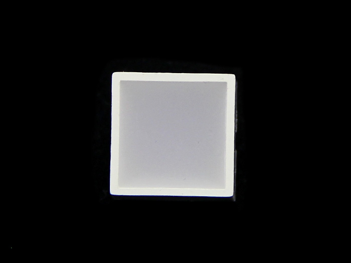 15*15mm LED Square - Blue