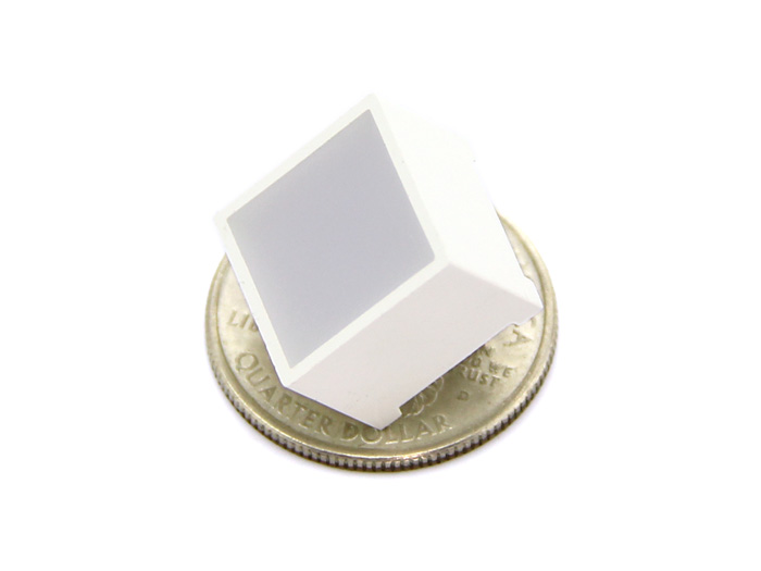 15*15mm LED Square - Red