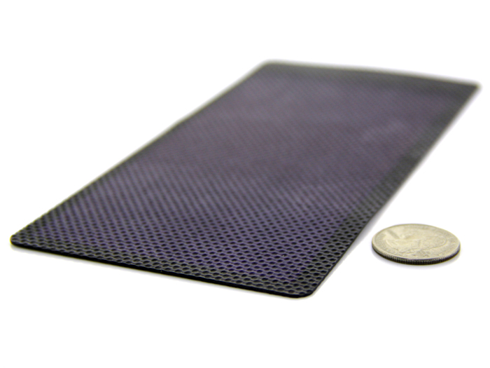 2V 1W Thin-film Flexible Solar Panel