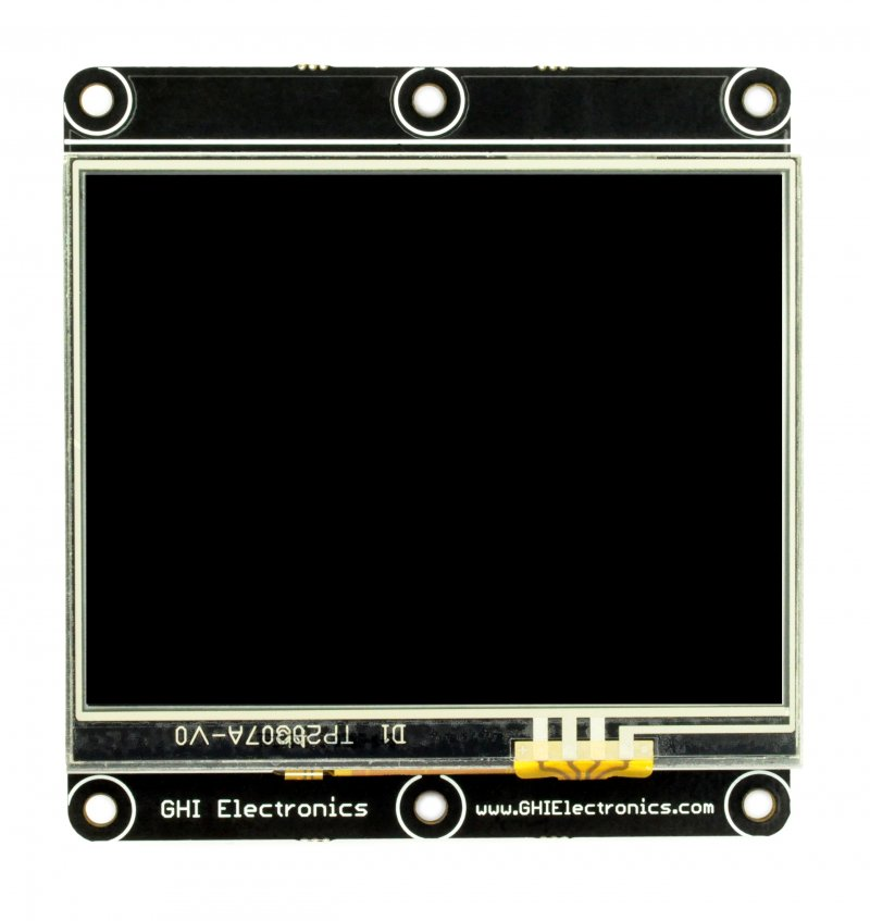 Display T35 Module - .NET Gadgeteer Compatible