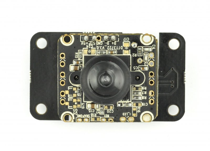 Camera Module - .NET Gadgeteer Compatible